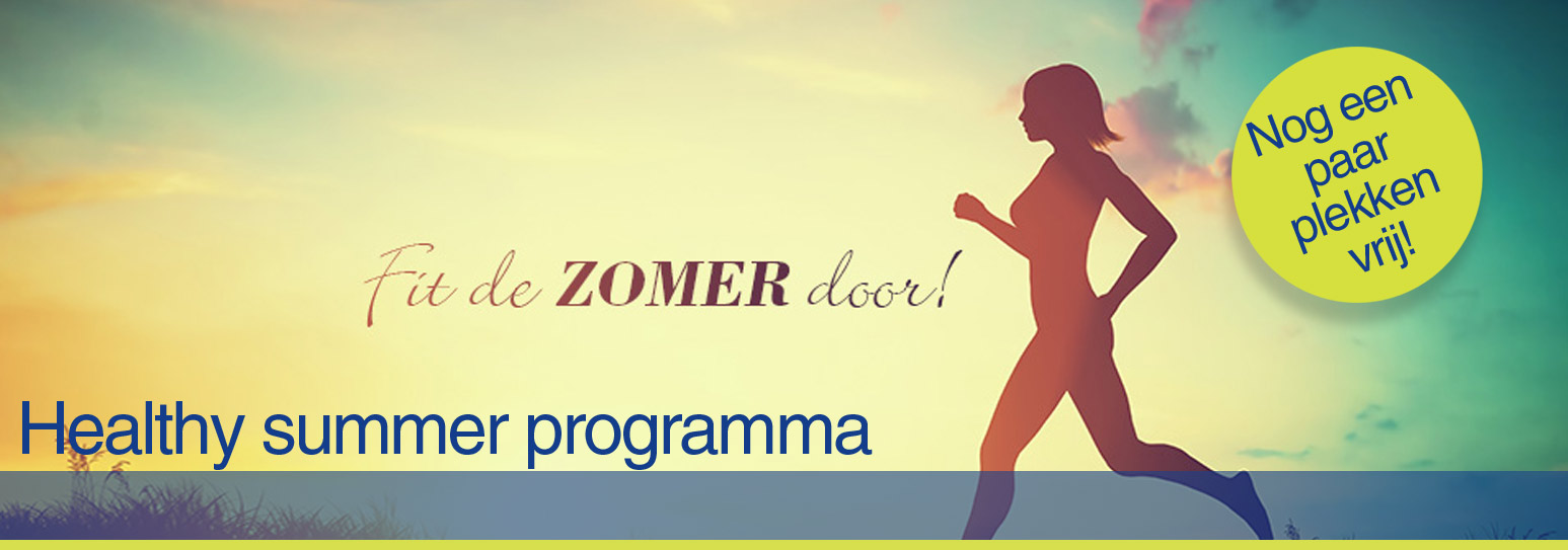 Healthy Summer programma