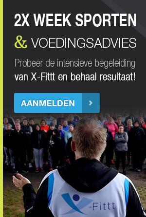 X-fittt Arnhem aanmelden