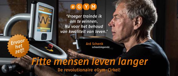 eGym-Cirkel Physique Arnhem