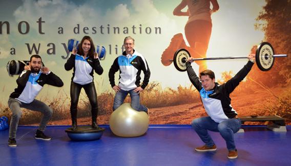 Fitness, groepslessen, beweegprogramma's, personal training, leefstijlcoaching en meer bij Physique in Arnhem